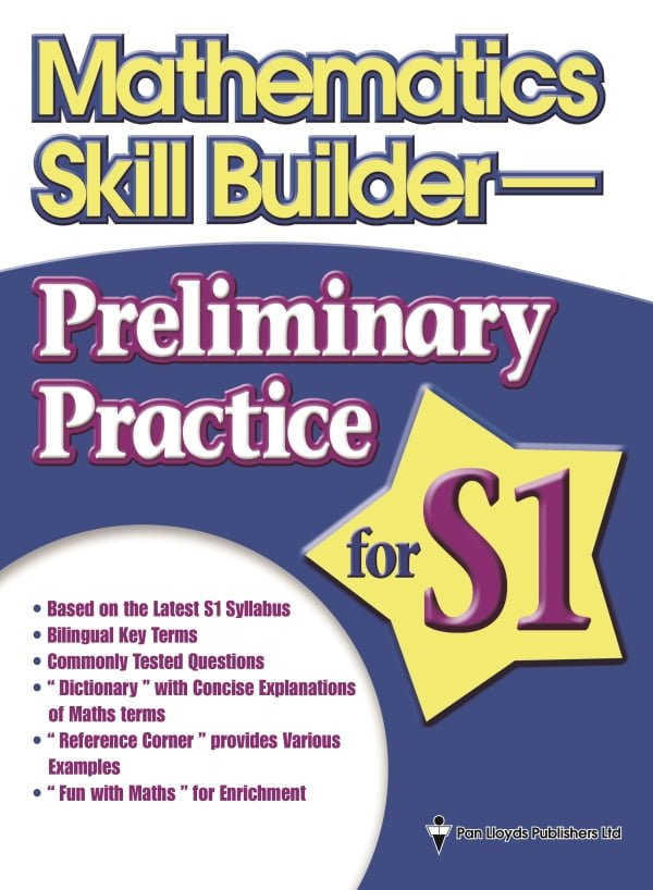 Mathematics Skill Builder--Preliminary Practice for S1