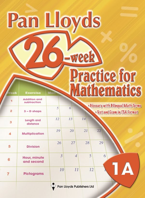 Pan Lloyds 26-week Practice for Mathematics