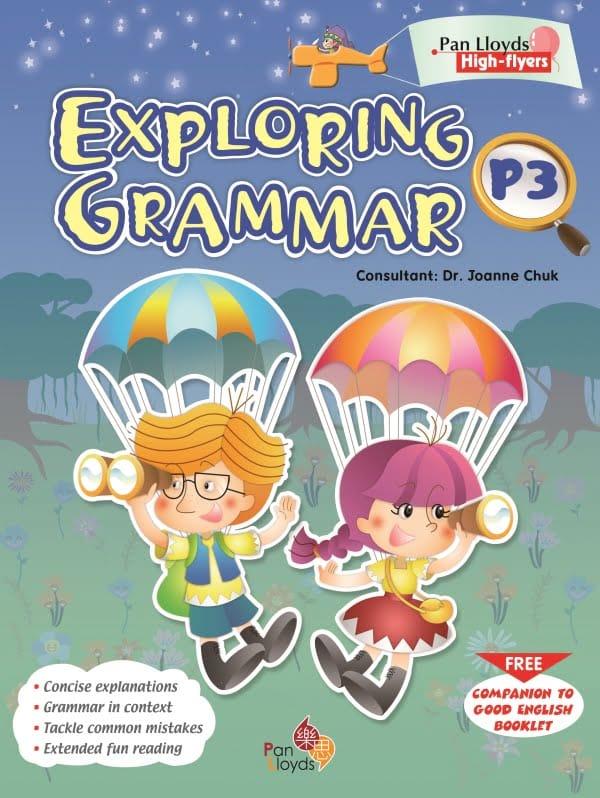 Pan Lloyds High-flyers: Exploring Grammar-0
