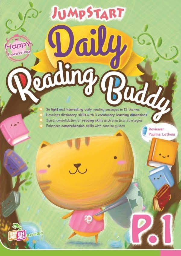 JumpStart Daily Reading Buddy-0