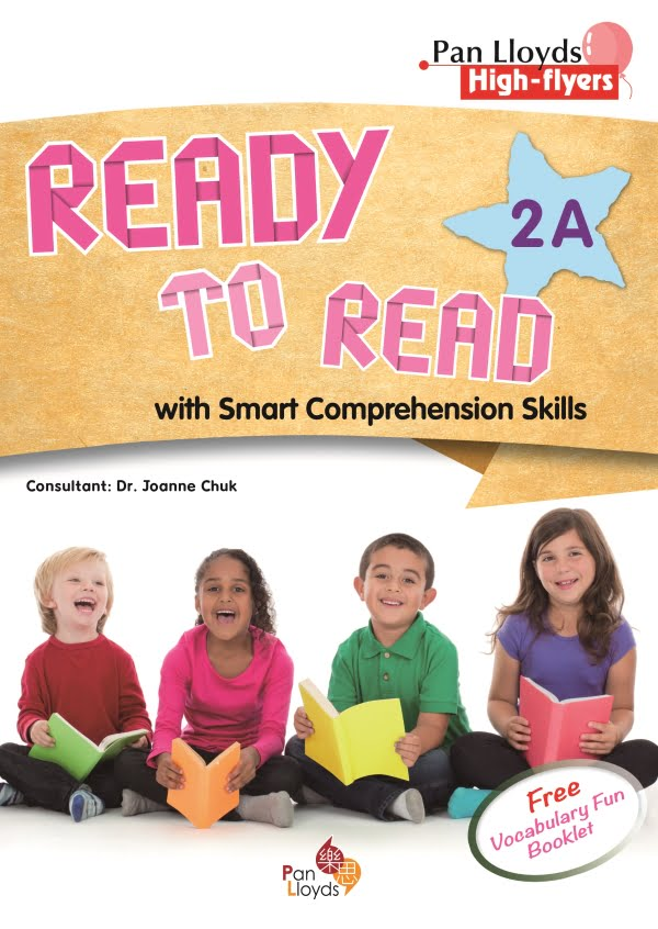 Pan Lloyds High-flyers: Ready to Read with Smart Comprehension Skills-0