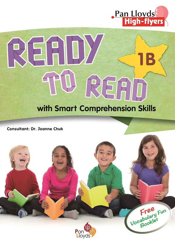 Pan Lloyds High-flyers: Ready to Read with Smart Comprehension Skills