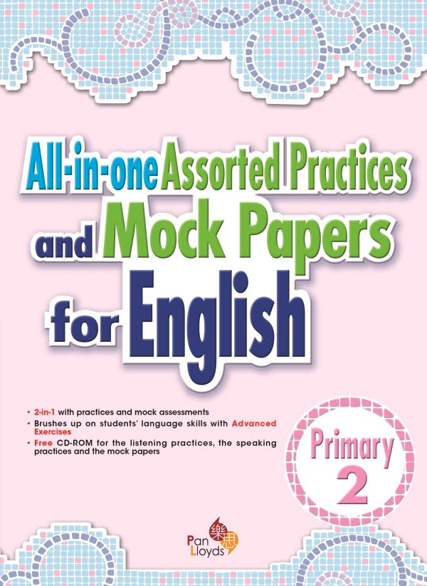 All-in-one Assorted Practices and Mock Papers for English-0