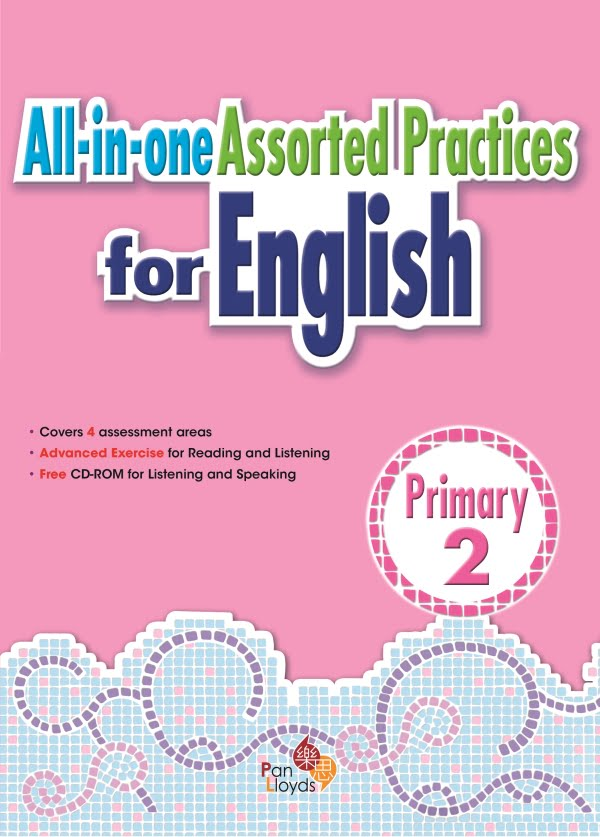 All-in-one Assorted Practices for English-0