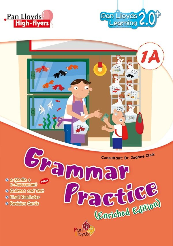 Pan Lloyds High-flyers: Grammar Practice (Enriched Edition)-0