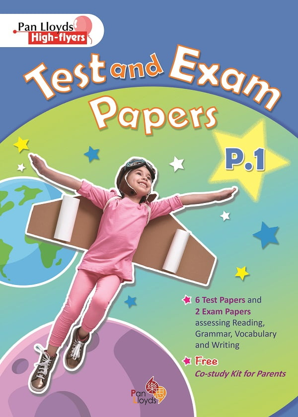 Pan Lloyds High-flyers: Test and Exam Paper