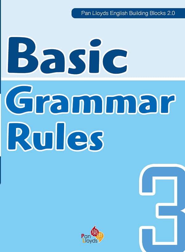 Pan Lloyds English Building Blocks 2.0: Basic Grammar Rules
