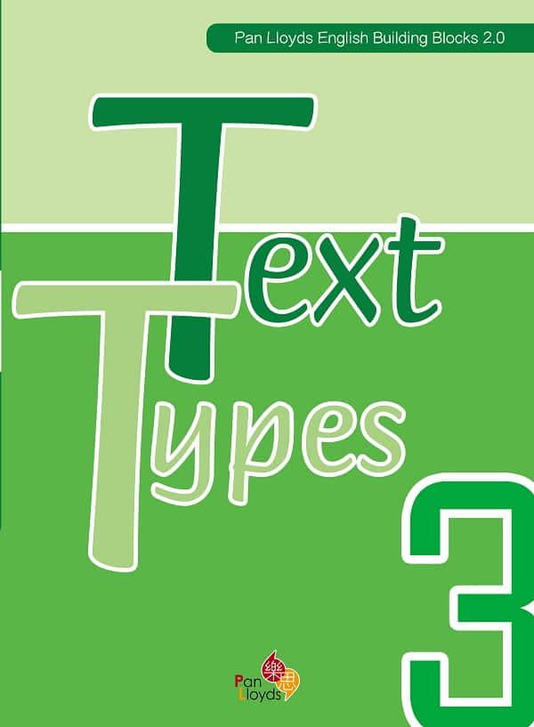 Pan Lloyds English Building Blocks 2.0: Text Types