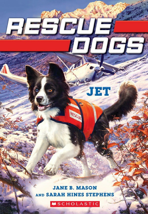 Rescue Dogs: Jet