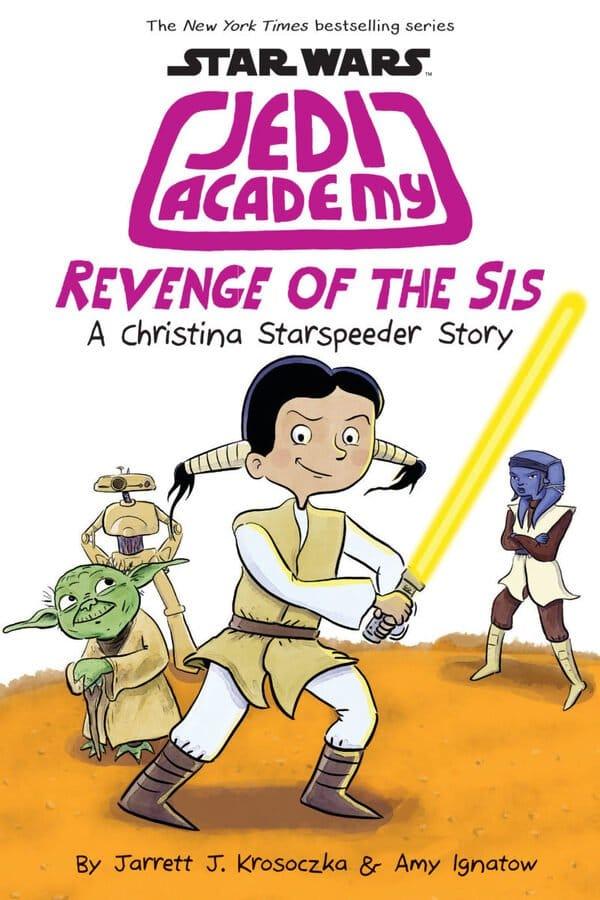 Star Wars Jedi Academy #7: Revenge of the Sis