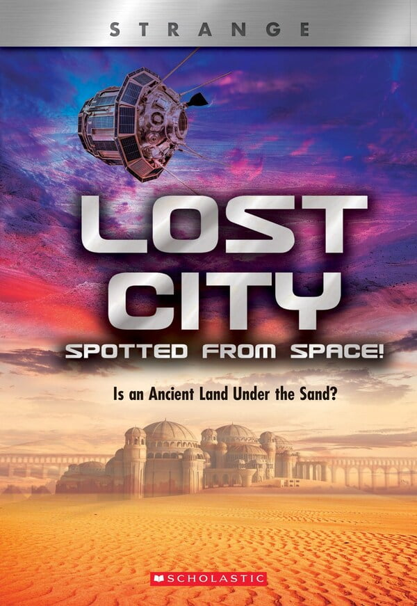 Lost City Spotted From Space!