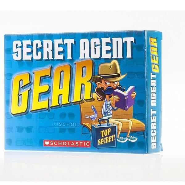 Secret Agent Gear
