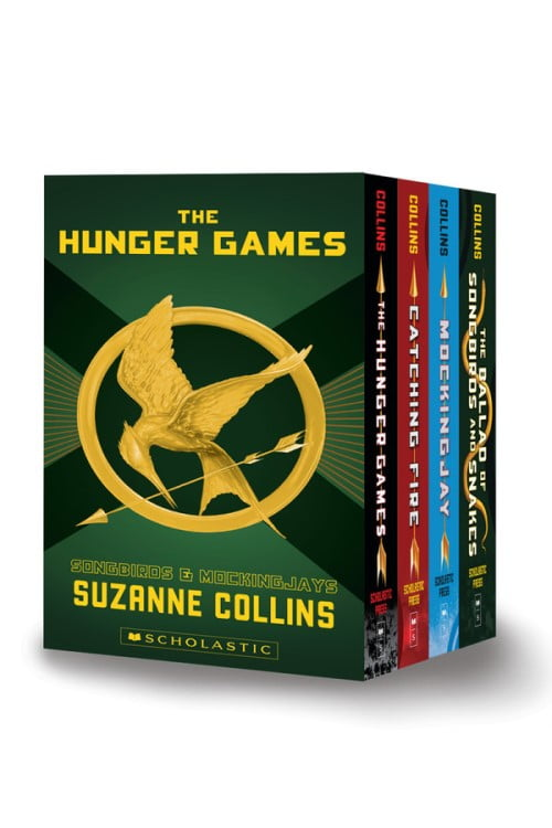The Hunger Games: Songbirds & Mockingjays Set