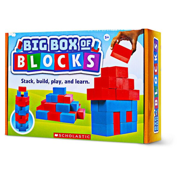 Big Box of Blocks