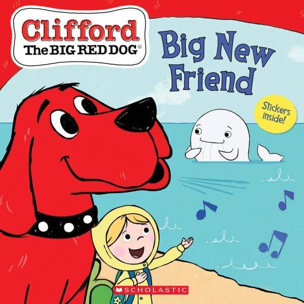 Clifford the Big Dog Storybook: Big New Friend