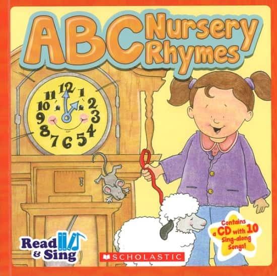 ABC Nursery Rhymes (with CD)