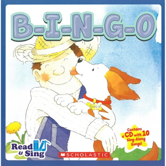 B-I-N-G-O (with CD)