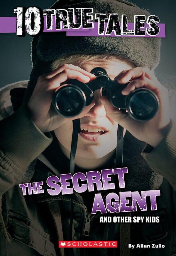 10 TRUE TALES: SECRET AGENT