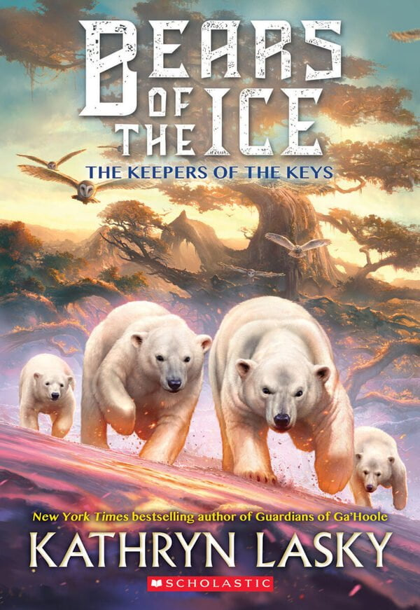 BEARS OF THE ICE #3: THE KEEPERS OF THE KEYS
